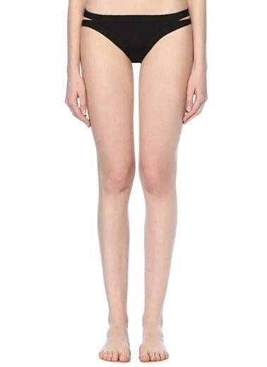 Seafolly Bikini Alt Siyah